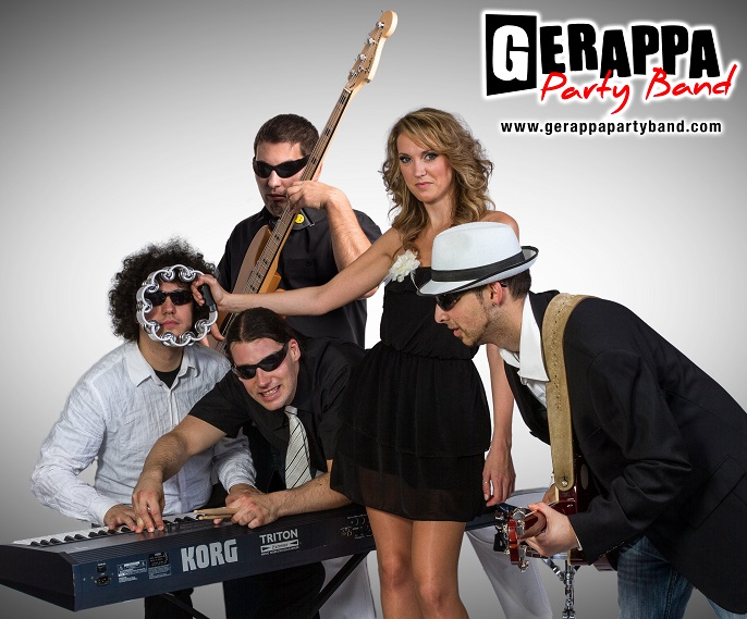 Gerappa Party Band